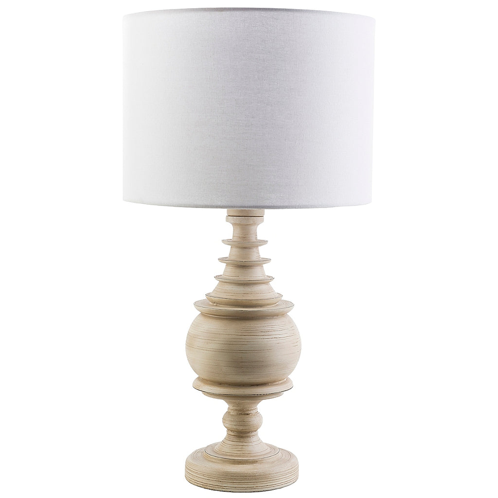 Kate Table Lamp - White