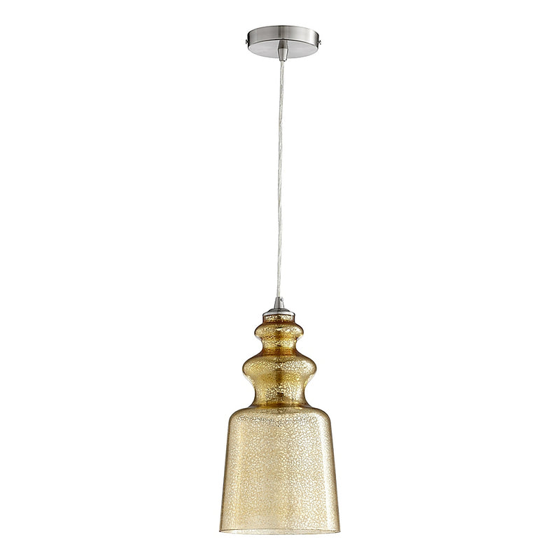 Leone One Light Gold Pendant