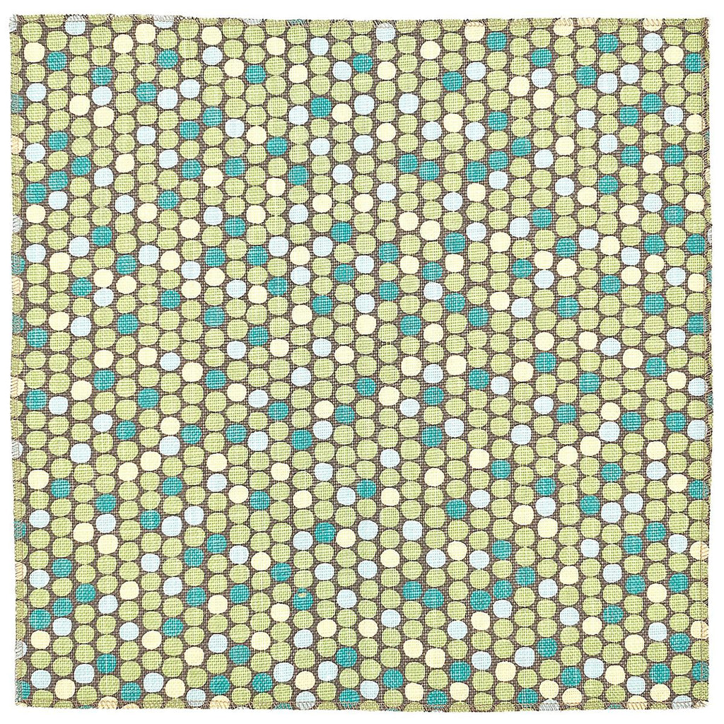 Lotsa Dots: Bark (fabric yardage)