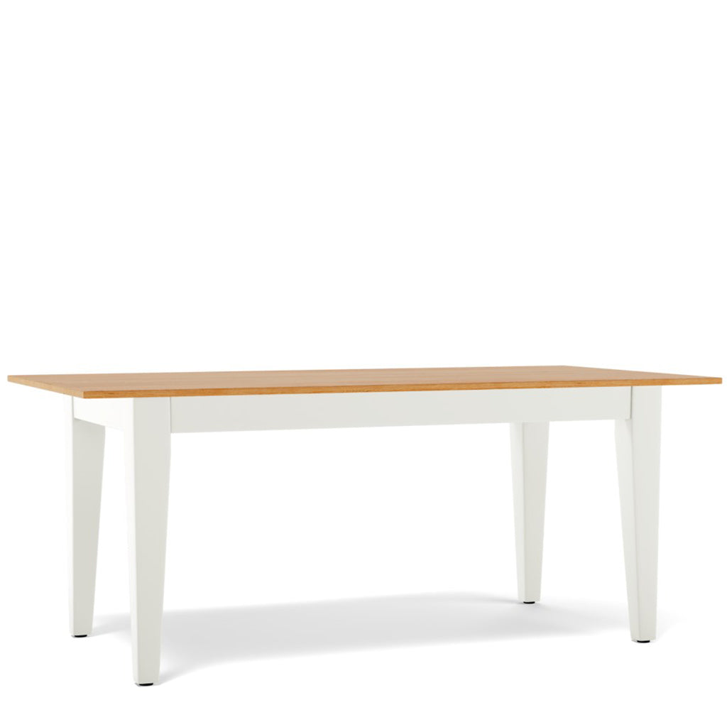 Margate Dining Table - Oak Top