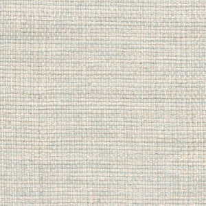 Marled Light Blue Woven Cotton Rug