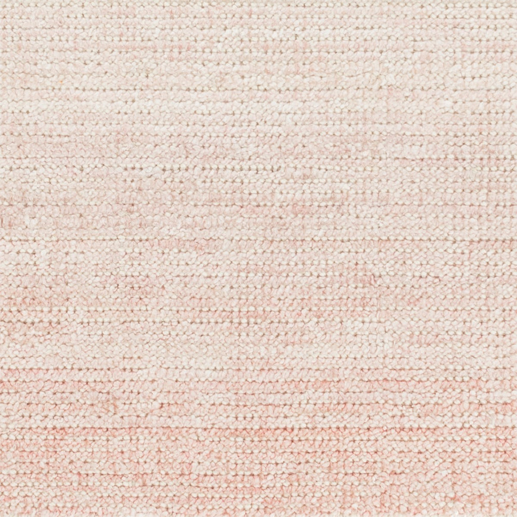 Moon Cotton Viscose Woven Rug - Pink