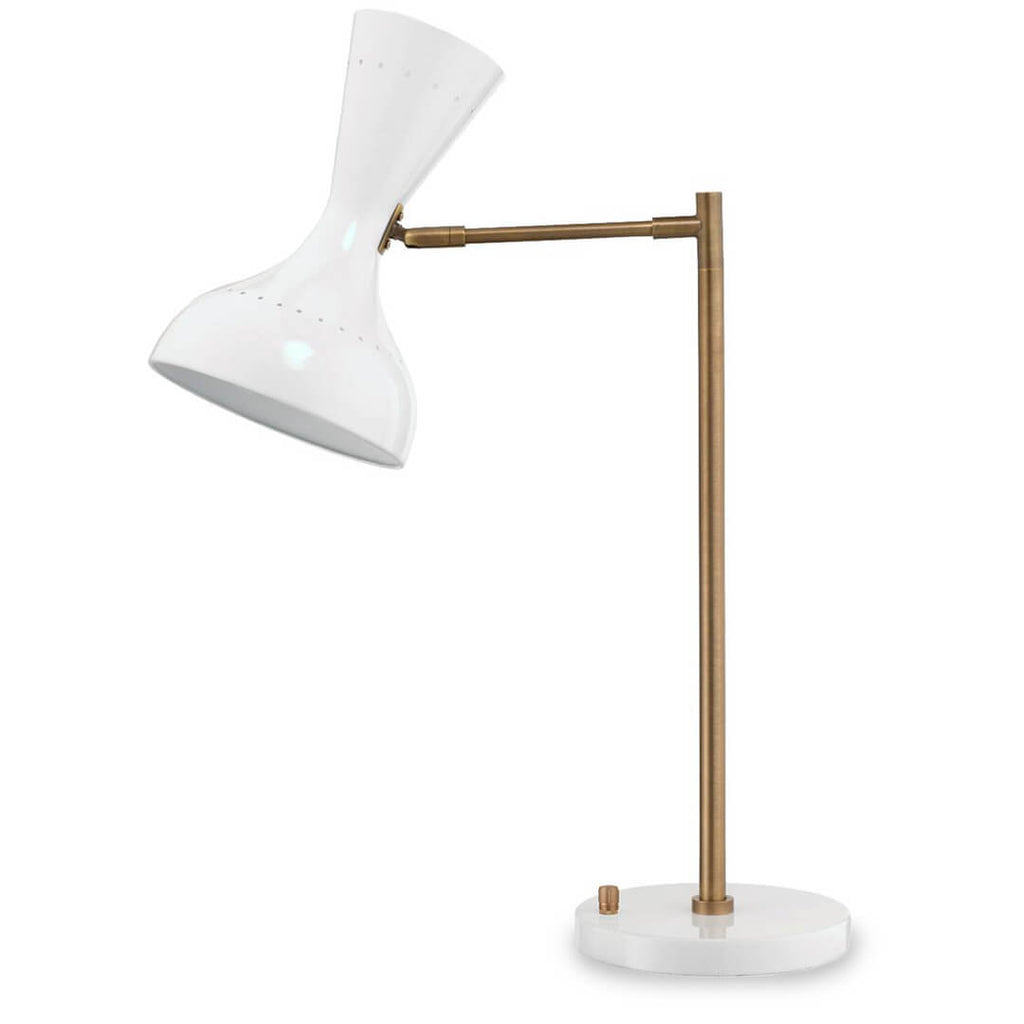 Pisa Swing Arm Table Lamp