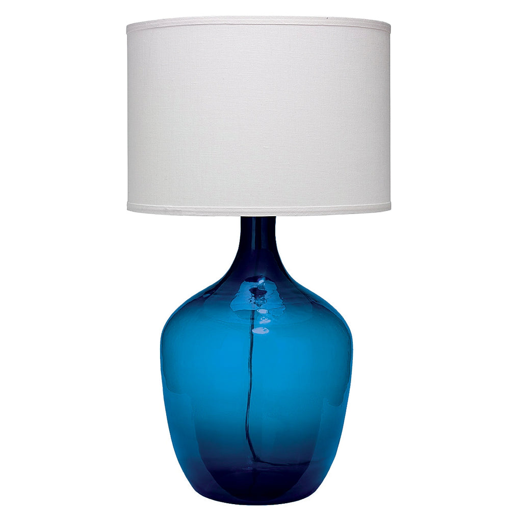 Plum Jar Table Lamp Extra Large - Navy