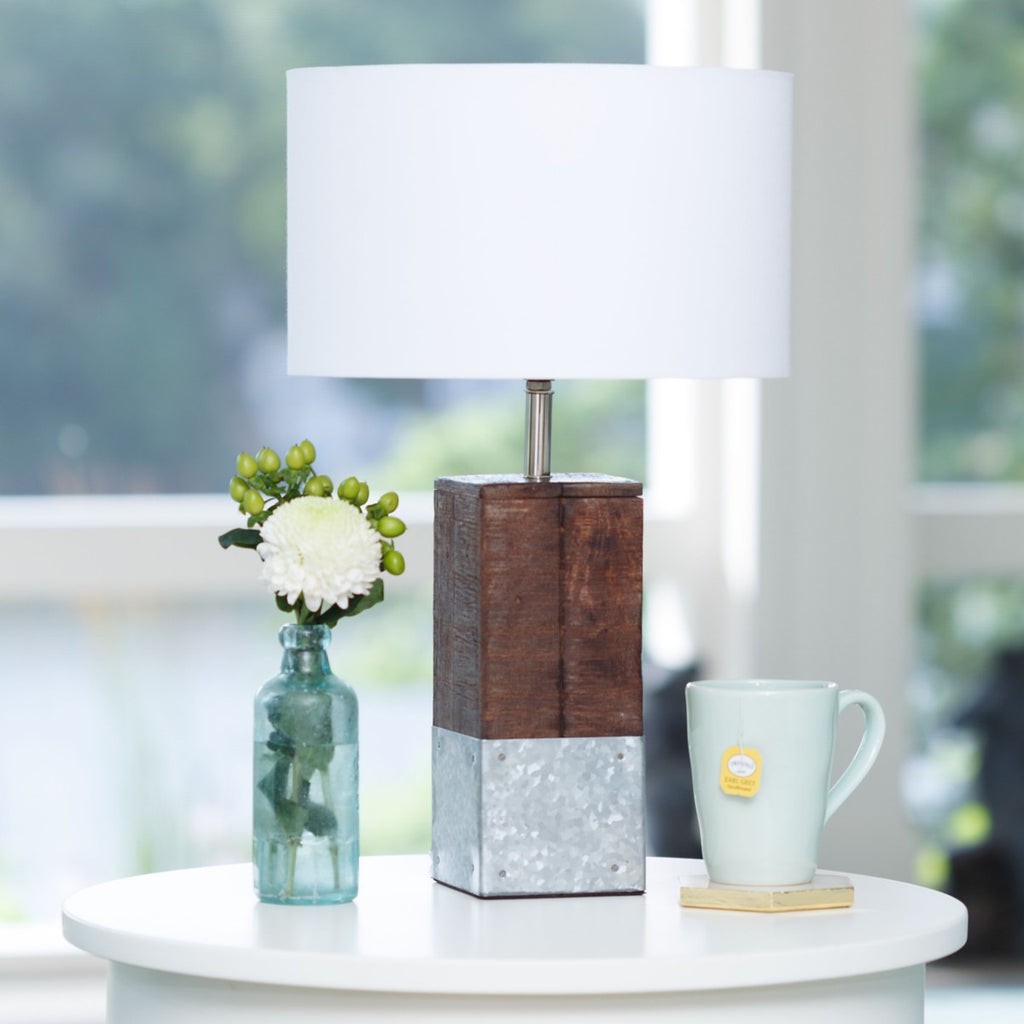 Ren Table Lamp - White