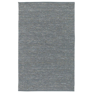 Reversible Jute Loop Rug: Light Gray