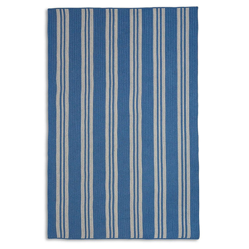 Sunbrella Longboard Rug - French Blue