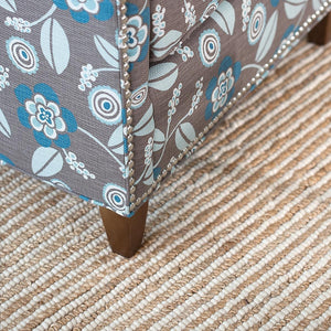 Twiggy Natural Woven Wool Jute Rug