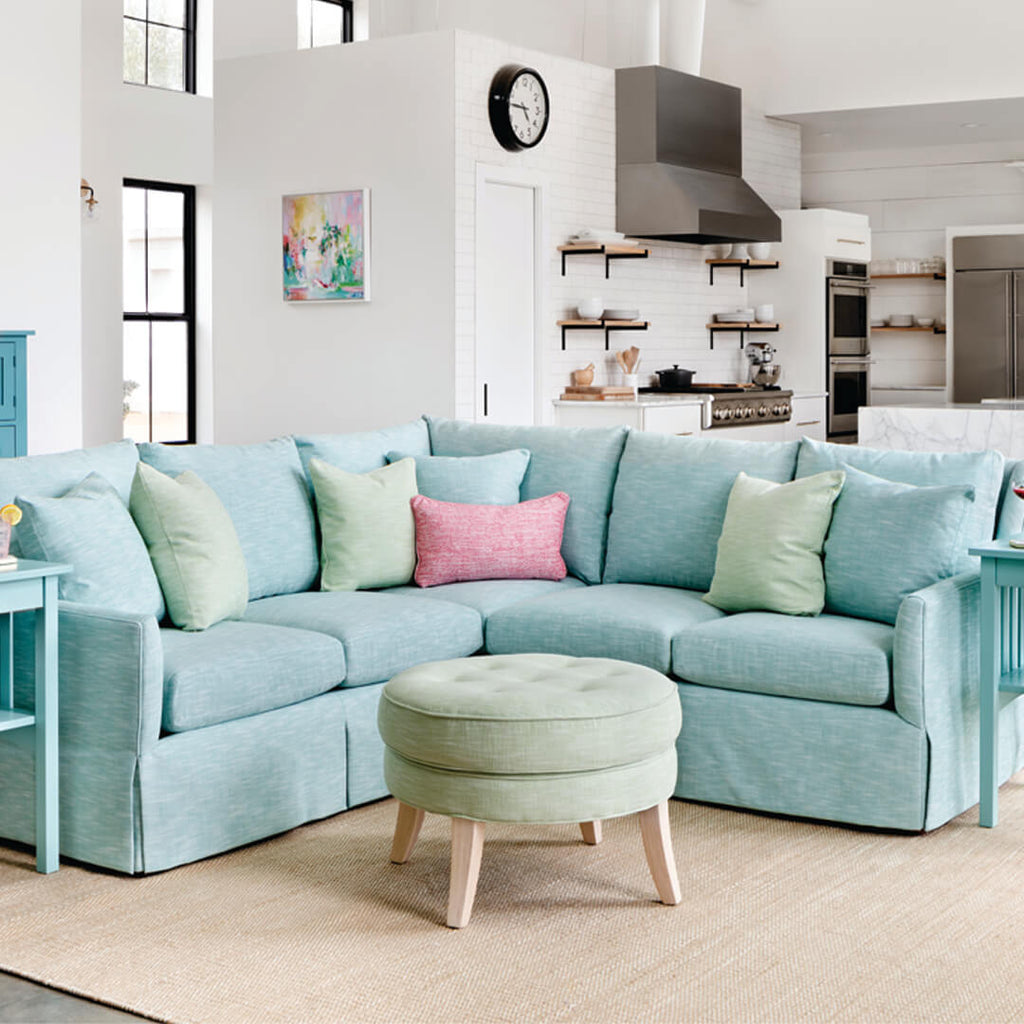 Vera Left Arm Facing Loveseat Sectional