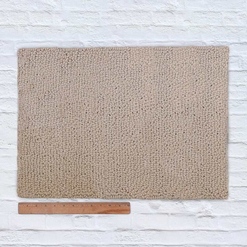 Waypoint Wool Rug Solid Clay