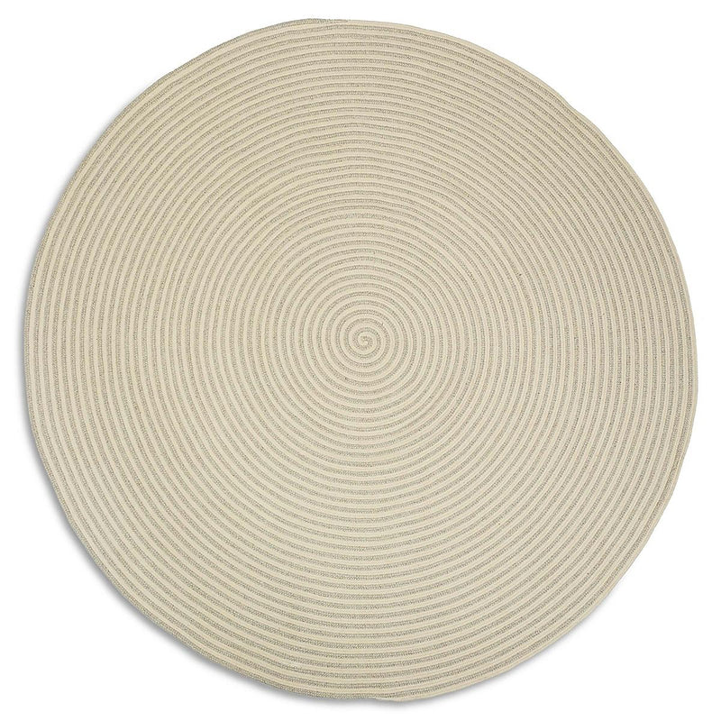 Whirley Wool Rug - Oyster