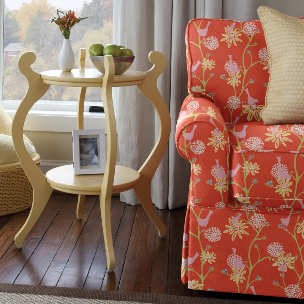 Wilton Skirted Chair