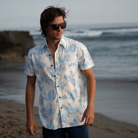 Men's Casual Bamboo Shirt