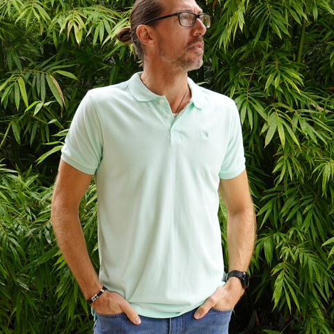 Men's Bamboo Polo Shirt