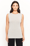 Grey Marle Bamboo Tank Top