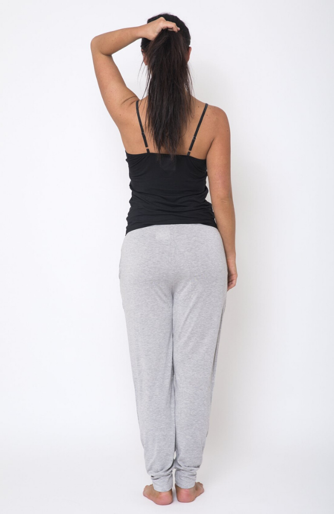 Slouch Pants with Pockets