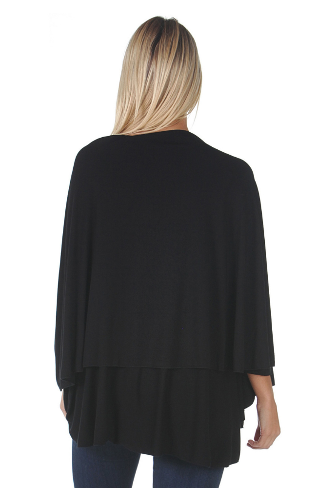 Luxe Bamboo Wrap - Back