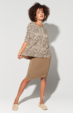 Bamboo Slouch Top - One Size