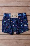 Men's Bamboo Iconic Pacman Trunks / Underwear.