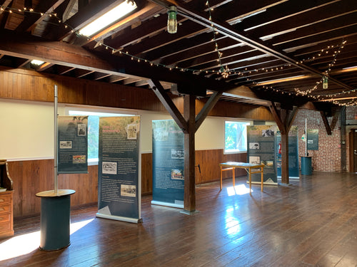 Postcards and Perceptions: Florida Seminoles and Tourism displayed at the Lake Wales History Museum