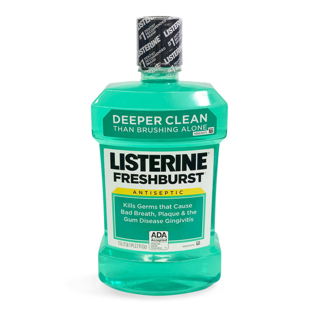 LISTERINE 1.5 FRESH BURST