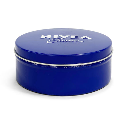 Nivea Blue Tin Cream | Portable Face Cream | Young Looking Skin | Smooth & Moisturizing
