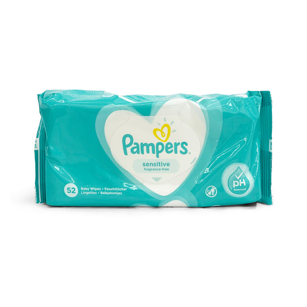 Pampers Baby Wipes | Suitable For Baby Sensitive & Delicate Skin