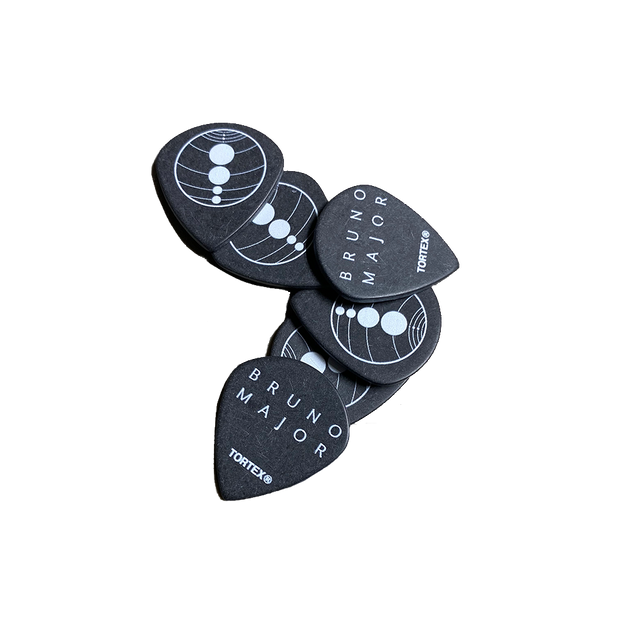 Dunlop Pick Tin and Picks