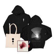 Planet Hoodie + Tote + To Let A Good Thing Die Vinyl