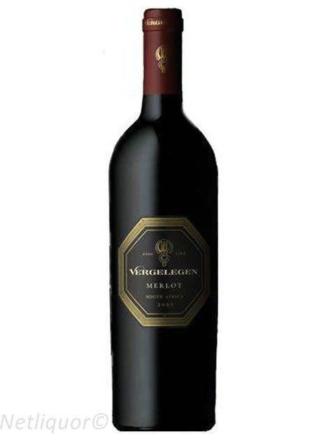 Vergelegen Merlot Reserve 750ml
