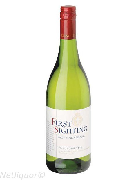 First Sighting Sauvignon Blanc 750ml