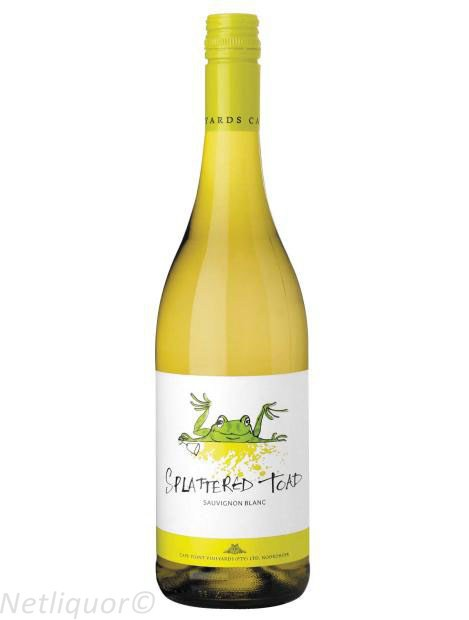 Cape Point Vineyards Splatterd Toad Sauvignon Blanc 750ml