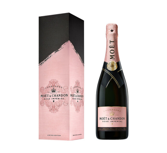 Moet & Chandon Champagne Rose Imperial 750ml