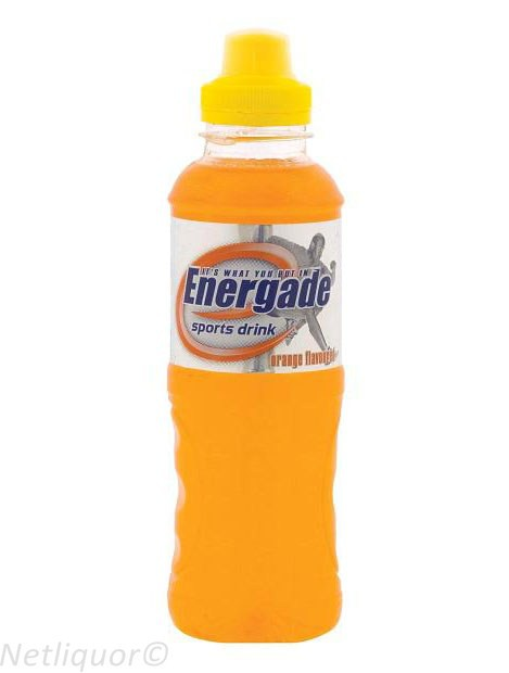 Energade Orange Bottle 500ml - 6 Pack