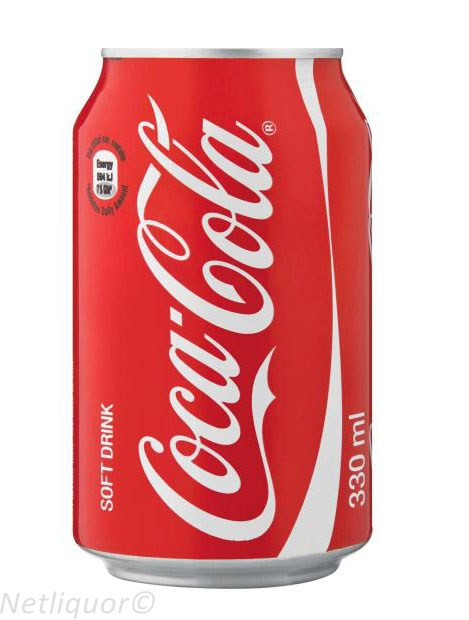 Coca-Cola Can 300ml - Case