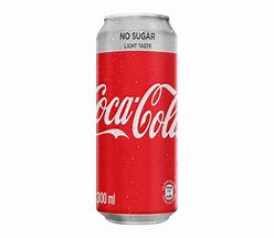 Coca-Cola Light Can 300ml - Case