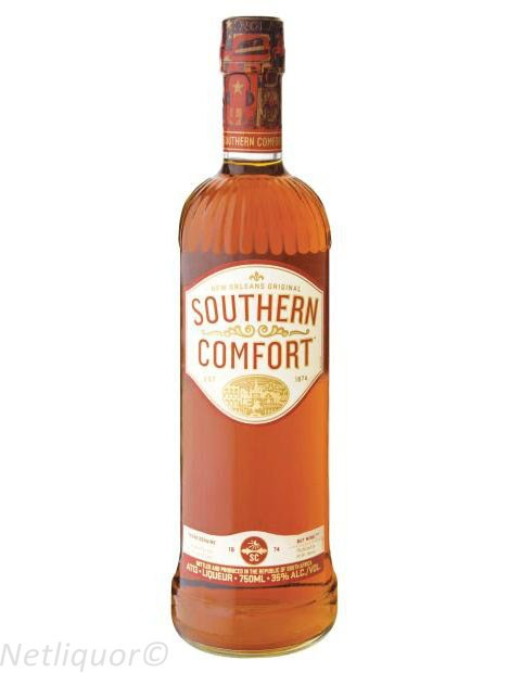 Southern Comfort Rum 750ml