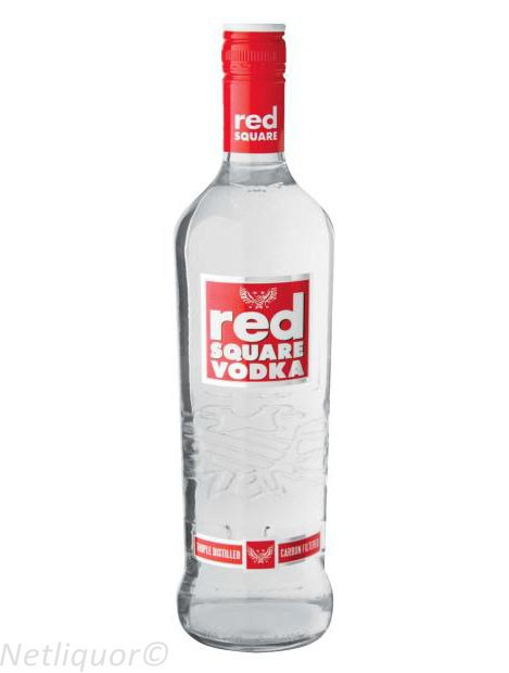 Red Square Vodka 750ml