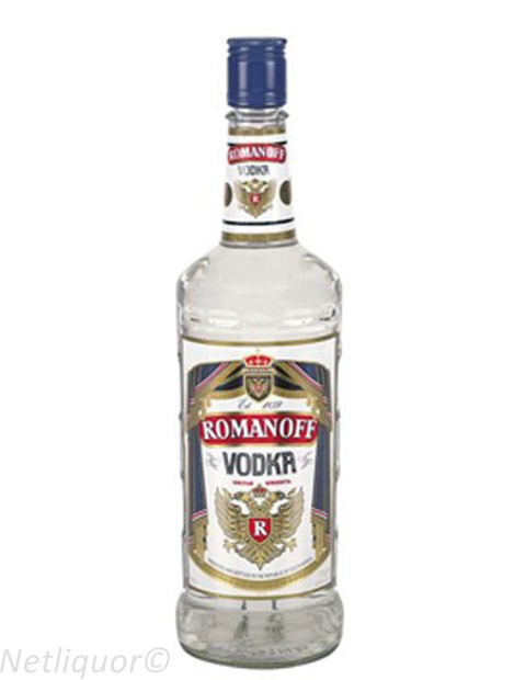 Romanoff Vodka 750ml