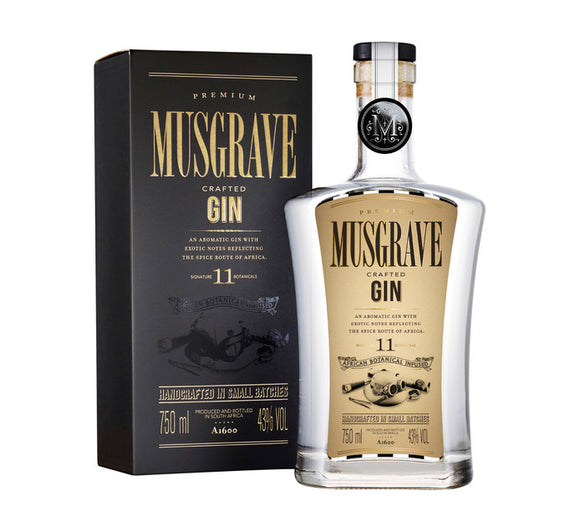 Musgrave Gin 750ml