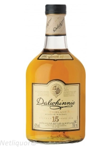 Dalwhinnie 15 Yr Scotch Whisky 750ml