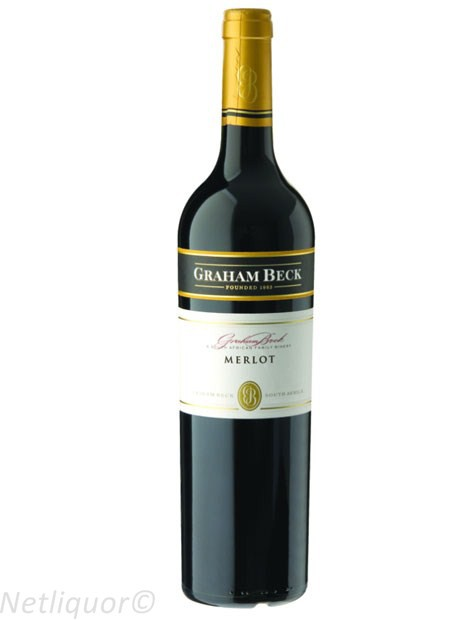 Graham Beck Merlot Game Reserve 750ml