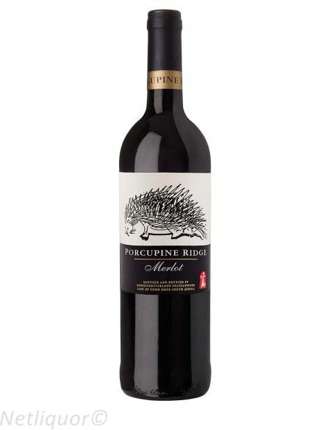 Porcupine Ridge Merlot 750ml