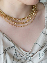 Load image into Gallery viewer, Custom Gold Chain Necklace