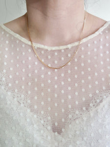 Curb Cuban Chain Necklace
