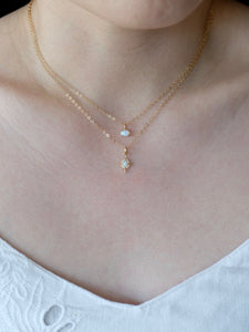 North Star Opal Necklace