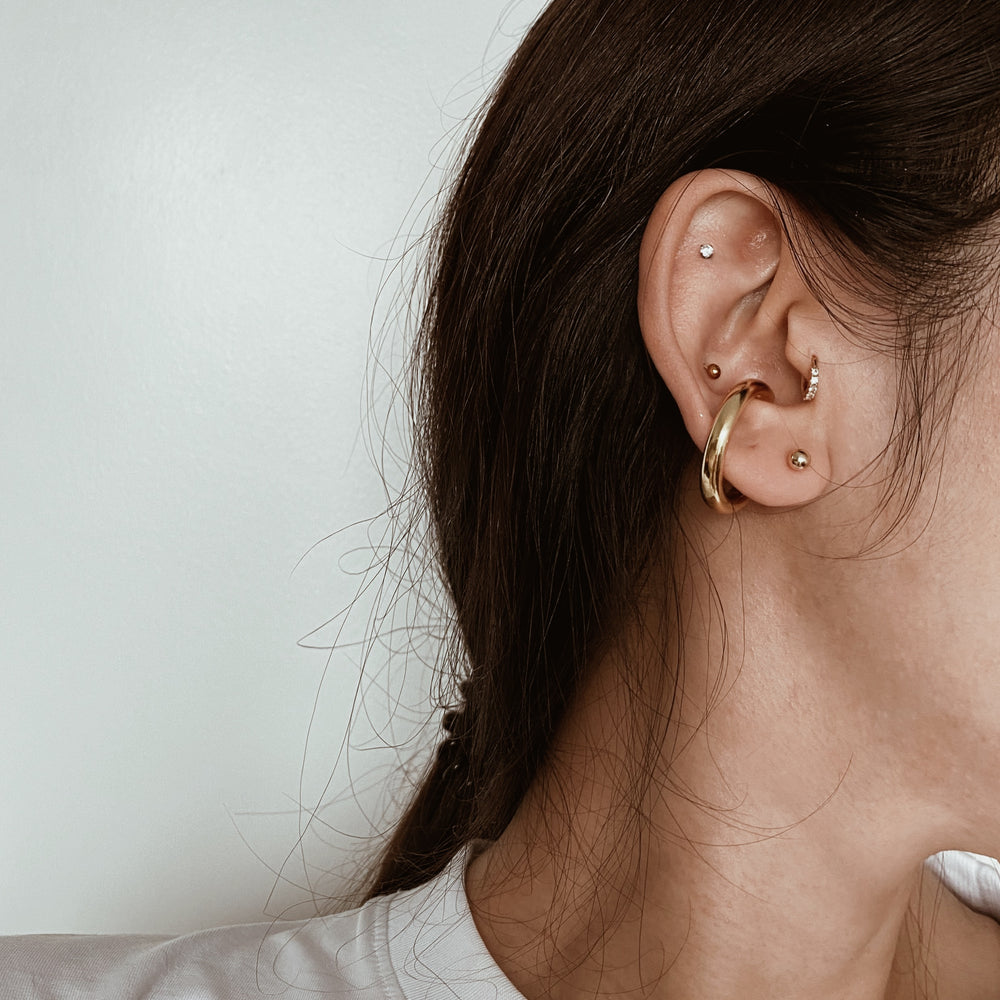 Emma multi-functional ear cuffs/ring