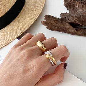 Arianna stacking ring