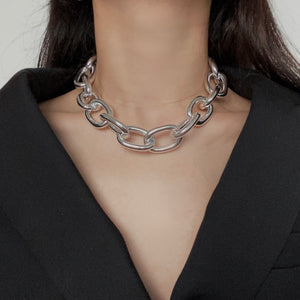 Zelda linked chain choker
