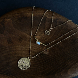 Load image into Gallery viewer, Esmee 3 in 1 necklace